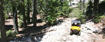 rubicon trail sxs performance visits the famous rubicon trail sxs performance