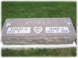 granite grave markers bevel cemetery markers memorial markers by lowell granite co