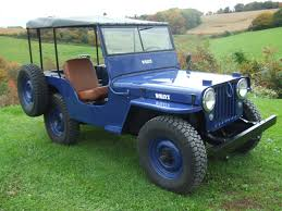 jeep grey blue about willys jeep cj 2a cj2a jeep specs and history