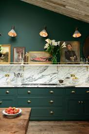 Modern Green Kitchen Cabinets The Best Green Kitchens Like Brigham
