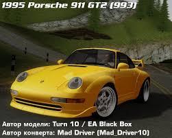 porsche 911 gt2 993 gta san andreas porsche 911 gt2 993 1995 mod gtainside com