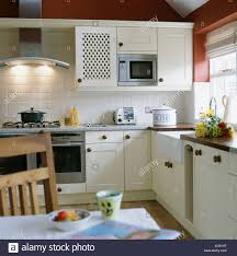 microwave with extractor fan microwave oven ovens stock photos microwave oven ovens stock