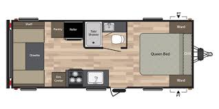 keystone travel trailer floor plans 2017 springdale summerland 2020qb travel trailer at tonies rv in