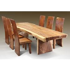 Salle A Manger Bois Exotique by Beau Table Salle A Manger Bois Exotique Et Meubles Teck Exotiques