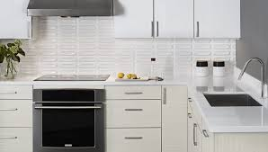 Aurora Kitchen Cabinets Kitchencraft Wall Cabinets Summit Acrylic With Glacial Finish