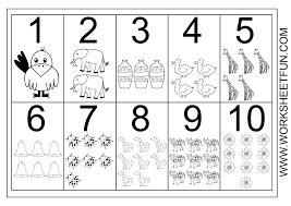 numbers 1 10 coloring page childrens coloring pages numbers