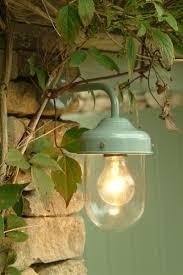 Barn Light Originals by Barn Lamp In Shutter Blue Exterior Garden Wall Lighting Solution