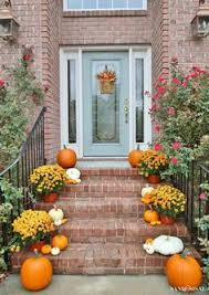 Fall Decorated Porches - for chic sake sharing pictures of my fall porch on www