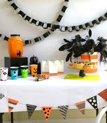office halloween party ideas spooky halloween party hello brielle trick or treat spider webs