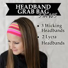 bondi band headbands headband grab bag wicking and fashion headbands 5 for 25 bondi band