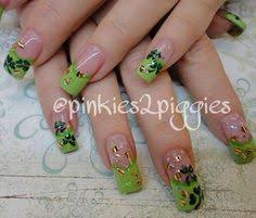 easter egg hunt acrylic easter nails art easter nail design