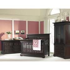 Dark Wood Nursery Furniture Sets by Decor Breathtaking Munire Baby Furniture For Engaging Nursery