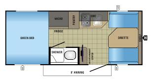 bullet rv floor plans 2017 hummingbird 17bh floorplan travel trailer floorplans