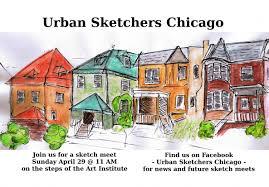 urban sketchers chicago alex zonis