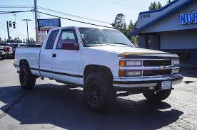 1997 Chevrolet Silverado 1500 4x4 Northwest Motorsport