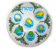 what is on a passover seder plate plastic passover seder plate things