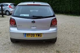 2009 09 volkswagen polo 1 4 match 5 door 43000 miles fsh new mot