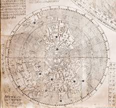 World Map Beijing China by Pictured The Rare 400 Year Old Map That Shows China As The Centre