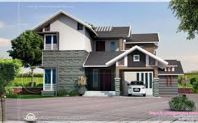 roof roof style homes flat modern house plans one story