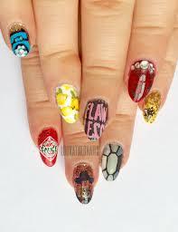 exotic nail exotic nails u0026 nail art design tutorial video