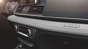 Audi Q5 Inside 2018 Audi Q5 Technology Features Butler Audi South Atlanta