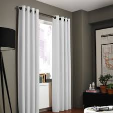 Bed Bath And Beyond Drapes Buy White Curtains From Bed Bath U0026 Beyond