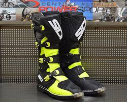 dc motocross boots amazon com sidi x3 ta off road motorcycle motocross boots black