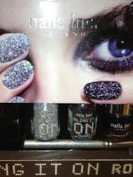 nails inc launch bling it on rocks set