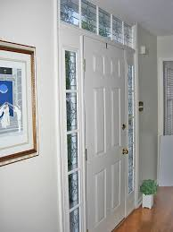 Front Doors With Glass Side Panels Gallery Glass Front Door Sidelights In My Own Style