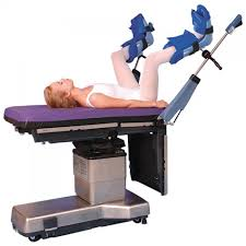 massage table with stirrups allen medical a 10052 pal pro stirrups without integral cl