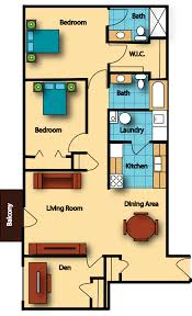 floor plan of 3 bedroom flat the hamptons of norton shores apartments gillespie group