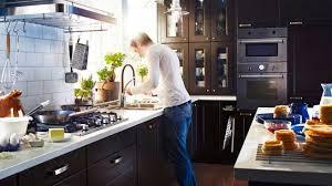 cuisine noir mat ikea credence ikea cuisine trendy carrelage credence cuisine idee de