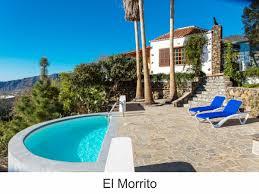 Wohnzimmerm El M Ax Ferienhaus El Morrito Kanarische Inseln La Palma Herr Horst