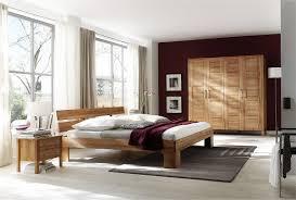 Schlafzimmer Komplett Mit Bett 140x200 Schlafzimmer Kernbuche Massiv Zen 140 Pickupmöbel De