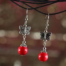 earrings for sale simple girl tibetan silver earrings tibetan silver earrings for