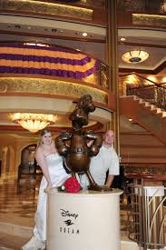 disney cruise wedding real disney wedding and rob s disney cruise wedding this