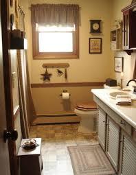 primitive bathroom decor ideas