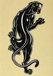 crawling panther embroidery design 5 sizes 8 formats embrostitch