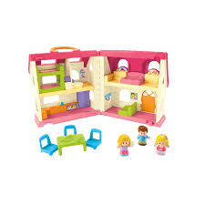 Fisher Price Doll House Furniture Fisher Price Surprise And Sounds Home