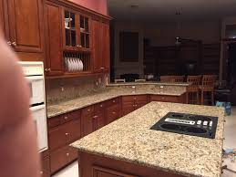 santa cecilia granite countertops installation kitchen granite