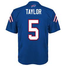Buffalo Bills Toaster 8 20 Buffalo Bills Tyrod Taylor Replica Jersey
