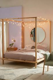 how to decorate canopy bed eva wooden canopy bed wooden canopy canopy and bedrooms