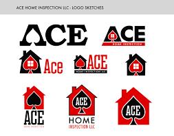 home inspection logo design logo design u0026 branding u2014 shane u0027s portfolio