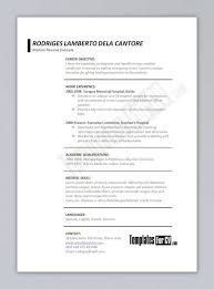 Samples For Resume by Resume Mac Cosmetics Resume Examples Of Cover Gym Trainer Resume