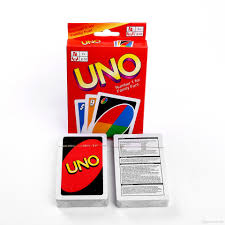 uno card cards for family friend travel