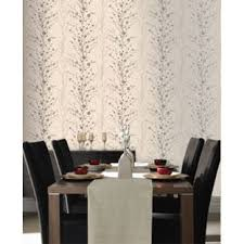 graham u0026 brown vitality floral wallpaper charcoal and cream from