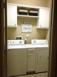 Ideas For Laundry Room Storage Small Laundry Room Storage Small Storage Ideas Small Space Laundry