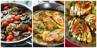 Dinner Ideas For Valentines Day At Home 17 Italian Chicken Recipes Quick And Easy Chicken Dishes
