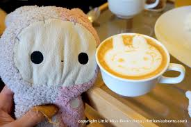 Art Home Design Japan Shirley by 3d Latte Art With Kazuki Yamamoto Little Miss Bento