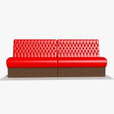 sofa bar 3d model sofa bar